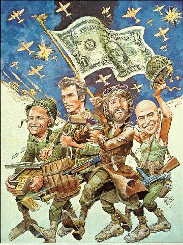 Kellys Heroes 1970 WS NTSC DVD9 LakAahNookiethepeerhub com preview 1