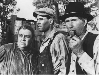 the journey of the joad family in the grapes of wrath by john steinbeck This is a quick book summary of the grapes of wrath by john steinbeck  after burying grandma joad, the family settles in an  grapes of wrath.