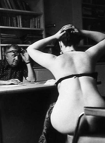 Cine En Fotos Federico Fellini Carole Bouquet Y ángela Molina