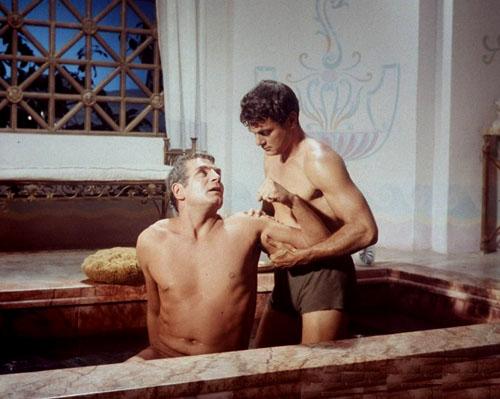Diálogos de celuloide - Espartaco (Stanley Kubrick, 1960)