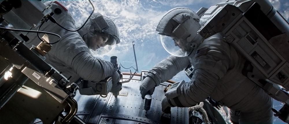 El peligro de perder pie: Gravity (Alfonso Cuarón, 2013)
