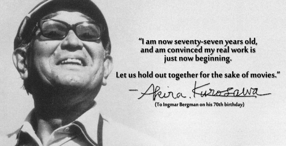 Tributo a Akira Kurosawa