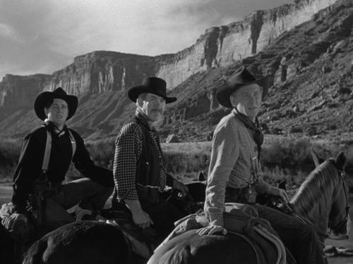 John Ford tiene banquillo: Caravana de paz (Wagon Master, 1950 ...