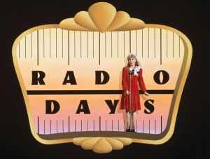 Radio Days (1987) Directed by Woody Allen Shown: Key art