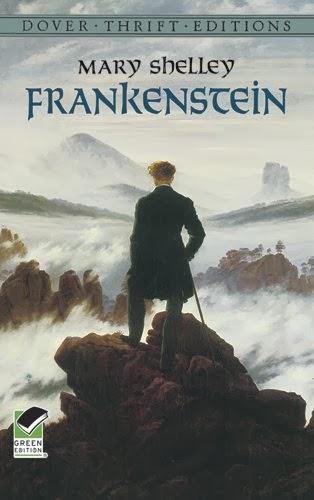 Resultado de imagen de frankenstein portada
