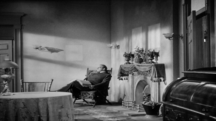 El Gabinete de Kaligari: The Lodger. 1944