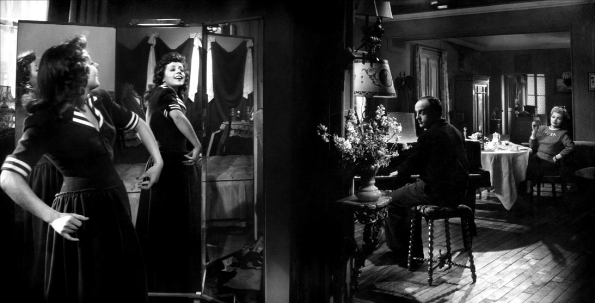 NAMASTE: QUAI DES ORFÈVRES (1947)