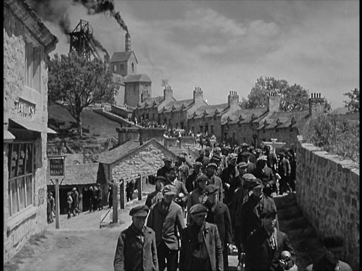 LO MEJOR DEL CINE: CAPITULO 79: HOW GREEN WAS MY VALLEY - QUE VERDE ERA MI  VALLE (1941)