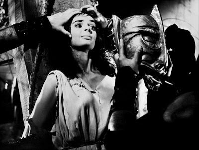Esculpiendo el tiempo: La máscara del demonio (La maschera del demonio,  1960) de Mario Bava.